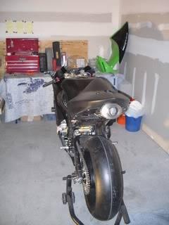 Kawasaki ZX6R SDC10338