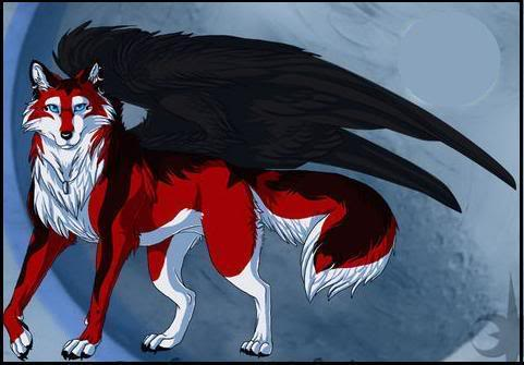 Ai's Family CristyTheFirewolf