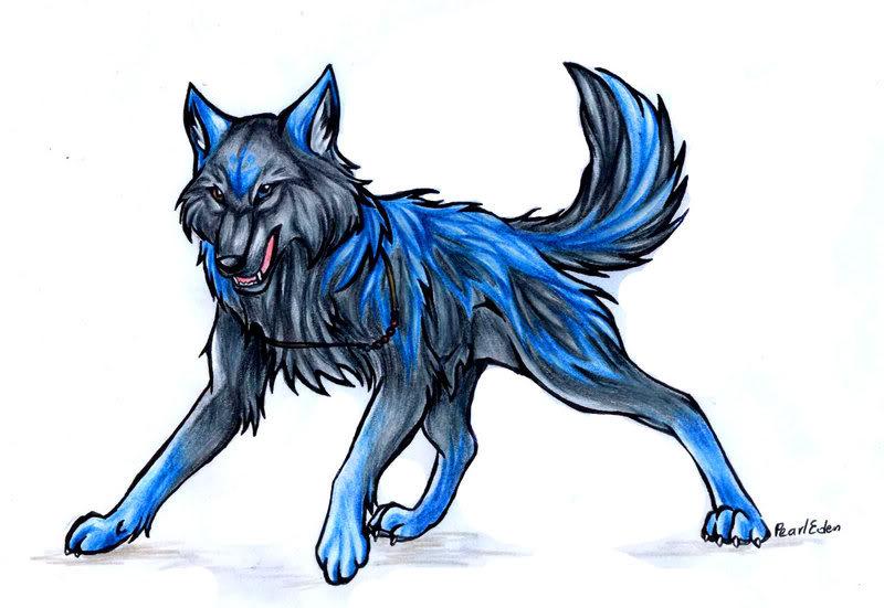 The Hidden Clearing Dark_Wolf