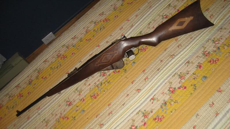 8mm Lebel Mannlicher Berthier enlevement du verrou St-EtienneMle1892MAS1914001