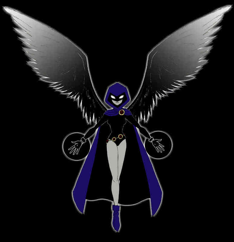 Teen Titans RP Signup Teen_Titans__Raven01