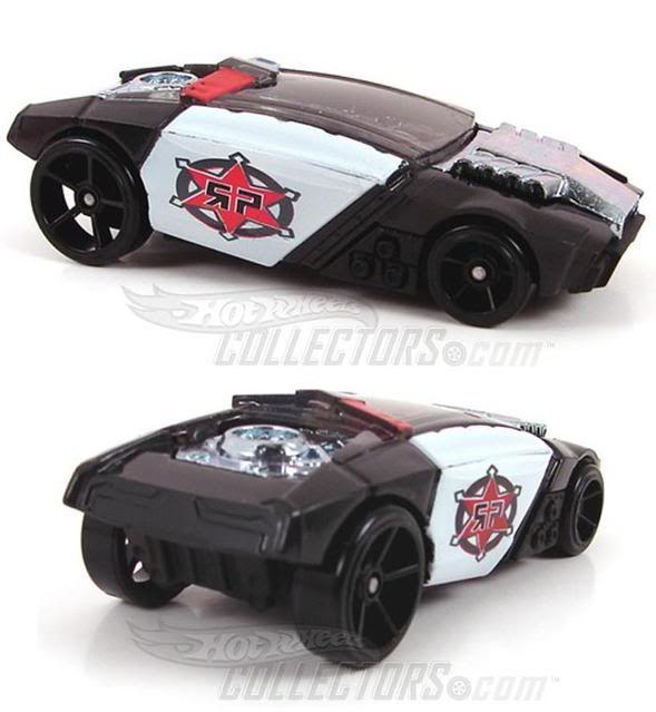 Hogue Hog Police Car 2020 RogueHog