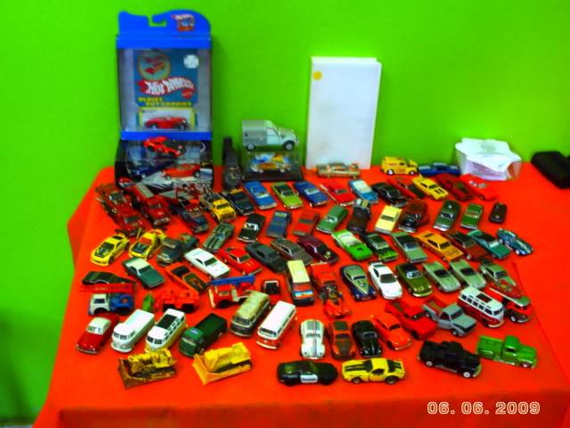 1a Exposição e fundação da Associação Gaúcha de Colecionadores de Veículos em Miniatura 100-0022