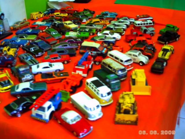 1a Exposição e fundação da Associação Gaúcha de Colecionadores de Veículos em Miniatura 100-0034