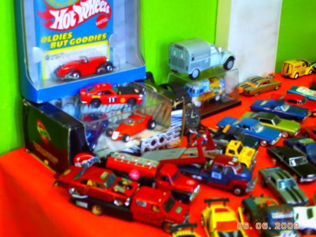 1a Exposição e fundação da Associação Gaúcha de Colecionadores de Veículos em Miniatura 100-0035