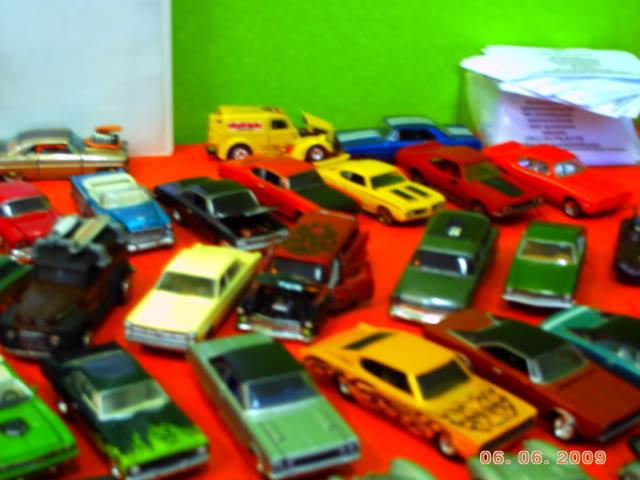 1a Exposição e fundação da Associação Gaúcha de Colecionadores de Veículos em Miniatura 100-0039