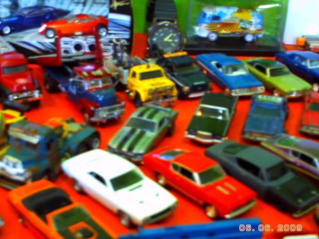 1a Exposição e fundação da Associação Gaúcha de Colecionadores de Veículos em Miniatura 100-0041