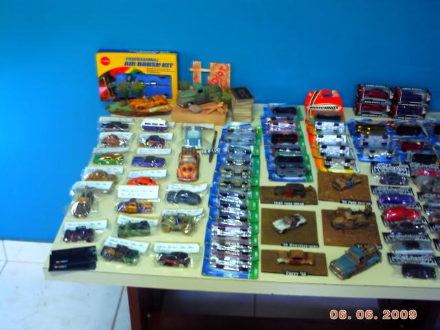 1a Exposição e fundação da Associação Gaúcha de Colecionadores de Veículos em Miniatura 100-0055