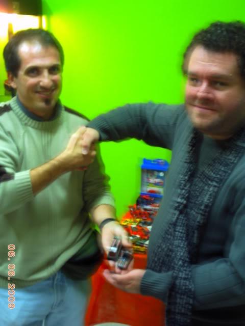 1a Exposição e fundação da Associação Gaúcha de Colecionadores de Veículos em Miniatura 100-0077
