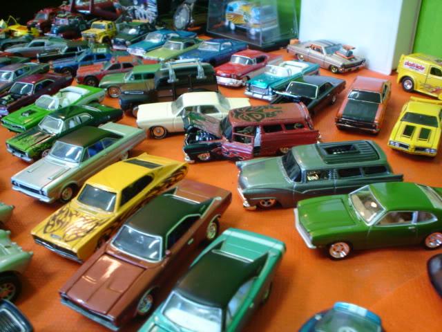 1a Exposição e fundação da Associação Gaúcha de Colecionadores de Veículos em Miniatura DSC04153