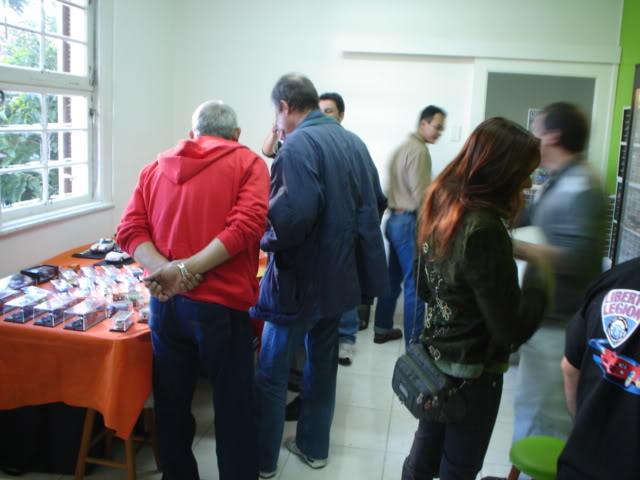 1a Exposição e fundação da Associação Gaúcha de Colecionadores de Veículos em Miniatura DSC04163