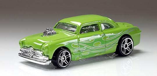 Ford Customline Staff Car CONCLUSÃO ShoeBoxLime