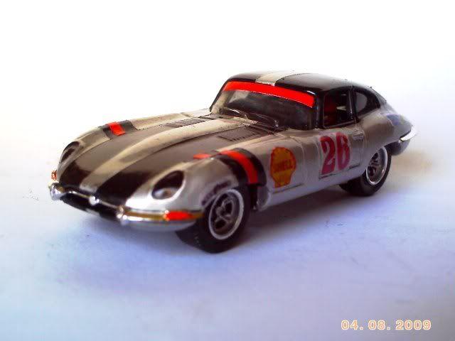 Jaguar Racing Team Matchbox 100-0062