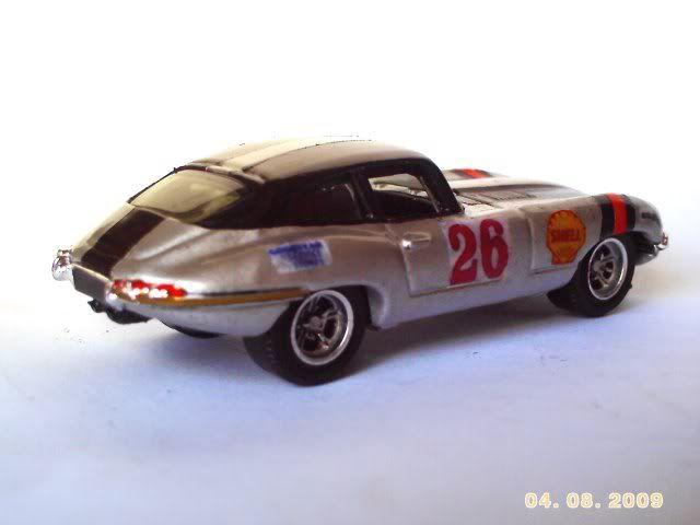 Jaguar Racing Team Matchbox 100-0063