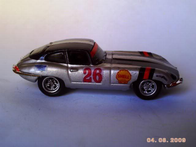 Jaguar Racing Team Matchbox 100-0064-1