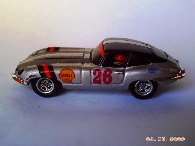 Jaguar Racing Team Matchbox 100-0065-1