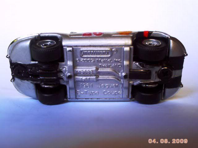 Jaguar Racing Team Matchbox 100-0066