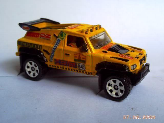 Ridge Raider Dakar 2004 100-0129