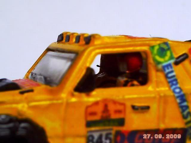 Ridge Raider Dakar 2004 100-0131