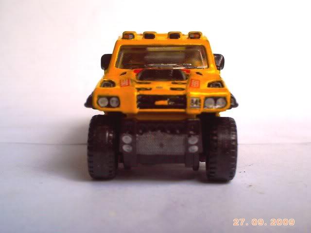 Ridge Raider Dakar 2004 100-0132