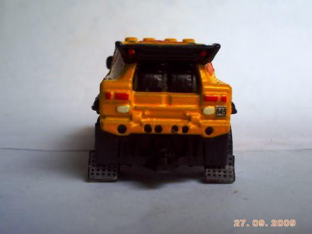 Ridge Raider Dakar 2004 100-0133
