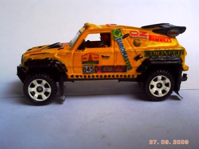 Ridge Raider Dakar 2004 100-0136