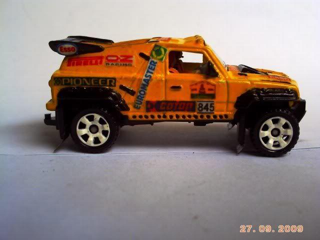 Ridge Raider Dakar 2004 100-0137