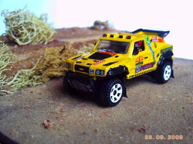 Ridge Raider Dakar 2004 InDio