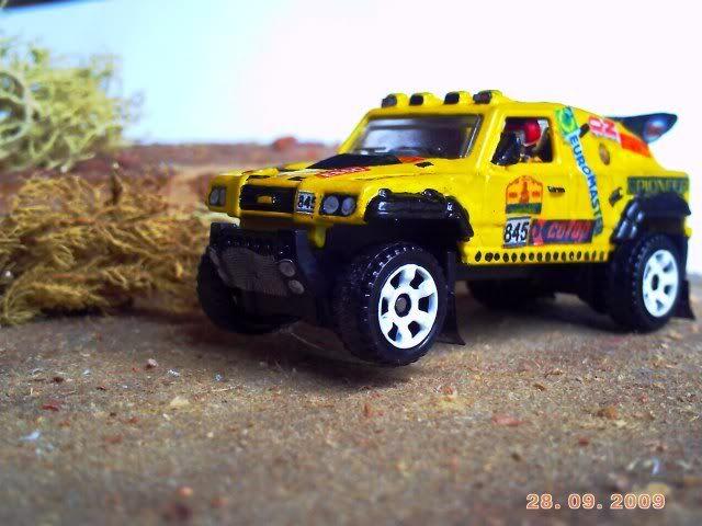 Ridge Raider Dakar 2004 InDio1