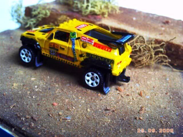Ridge Raider Dakar 2004 InDio2