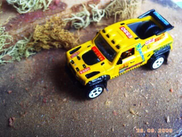 Ridge Raider Dakar 2004 InDio3