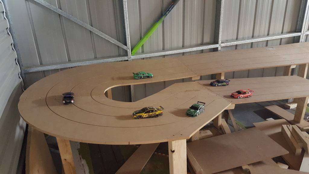 Narangba 6 Car Digital Wood Track Number 2 20160709_173253_zps9mmayrn3