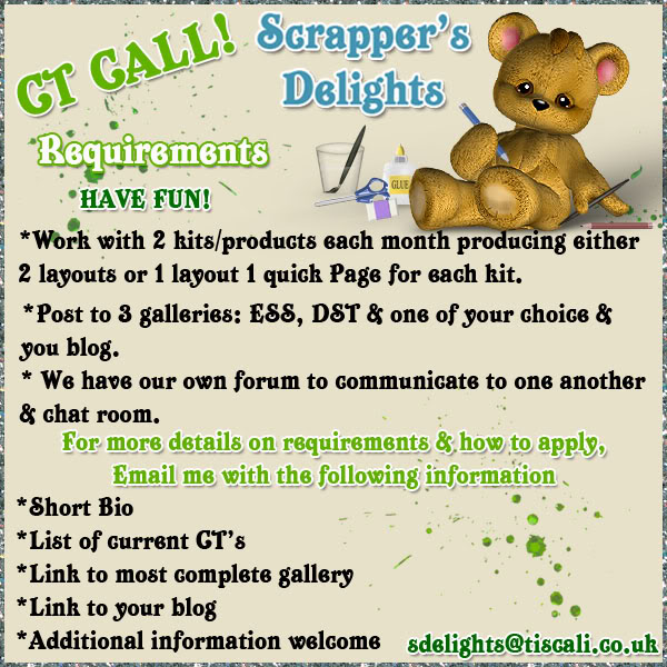 CT CALL! ScrappersCALLaug-09