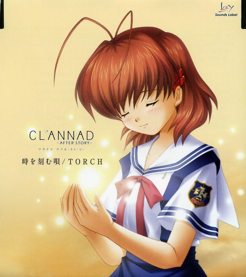 มาแล้วจร้า CLANNAD ~AFTER STORY~ OP ED Single scan100% 02clannadcover1