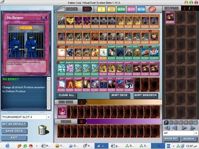 Alah's decks MysamuraiDeck
