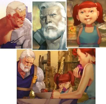 X-Men Extra Nº98 (Fevereiro/2010) Cable_10_01