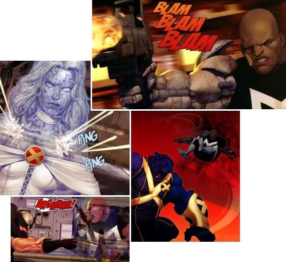 X-Men Extra Nº98 (Fevereiro/2010) Cable_10_02