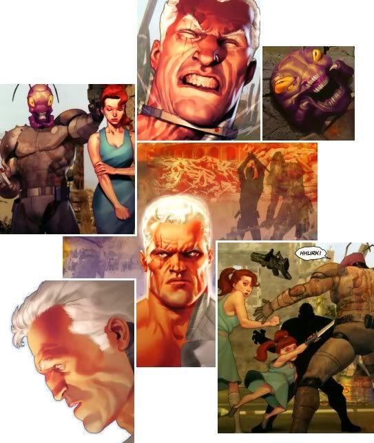 X-Men Extra Nº98 (Fevereiro/2010) Cable_10_03