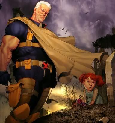 X-Men Extra Nº98 (Fevereiro/2010) Cable_10_05