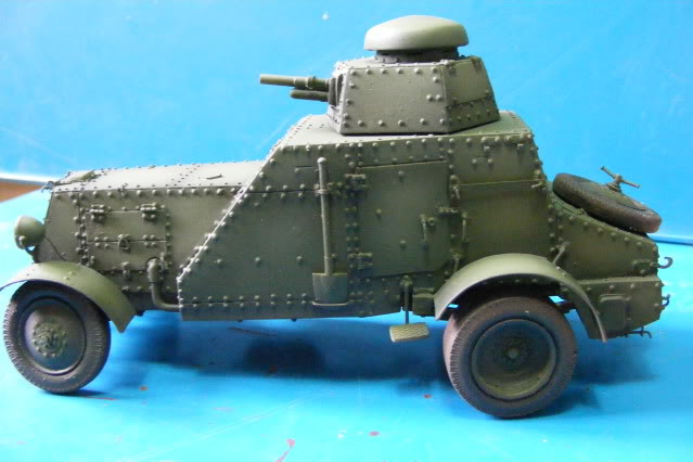 SCRATCHBUILDING A 1/35 SCALE BA 27 ARMOURED CAR. constuction ready - Page 2 2008_07250009