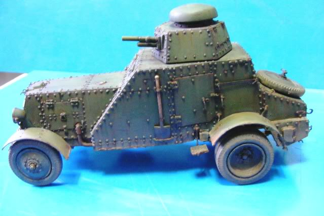 SCRATCHBUILDING A 1/35 SCALE BA 27 ARMOURED CAR. constuction ready - Page 3 2008_08070023