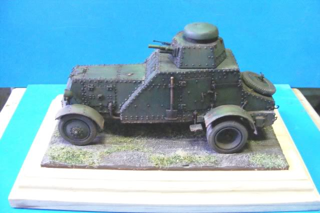 SCRATCHBUILDING A 1/35 SCALE BA 27 ARMOURED CAR. constuction ready - Page 3 2008_08070037