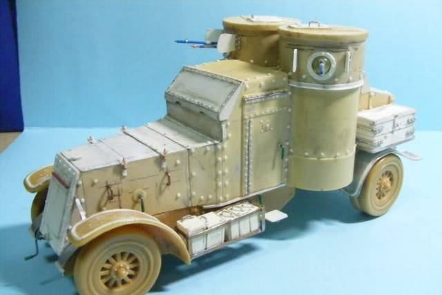 building the commander series austin ww1 armoured car photo sequence 2007_0128pugandaudi0001