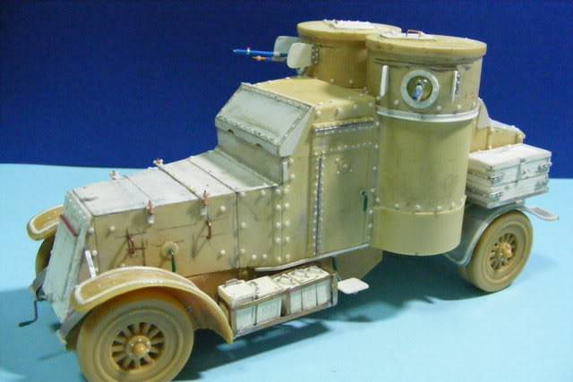 building the commander series austin ww1 armoured car photo sequence 2007_0128pugandaudi0002