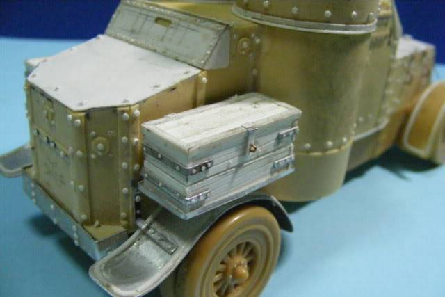 building the commander series austin ww1 armoured car photo sequence 2007_0128pugandaudi0006