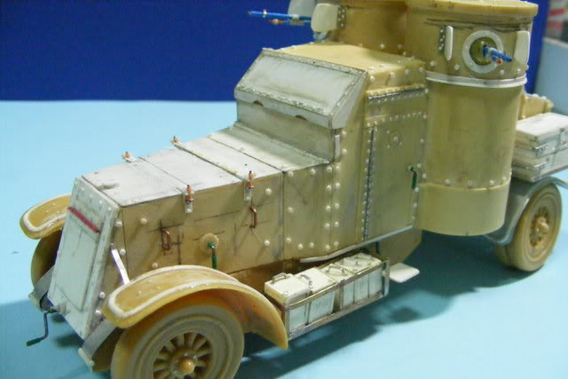 building the commander series austin ww1 armoured car photo sequence 2007_0128pugandaudi0008