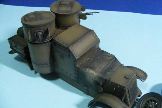 building the commander series austin ww1 armoured car photo sequence 2007_0130pugandaudi0020