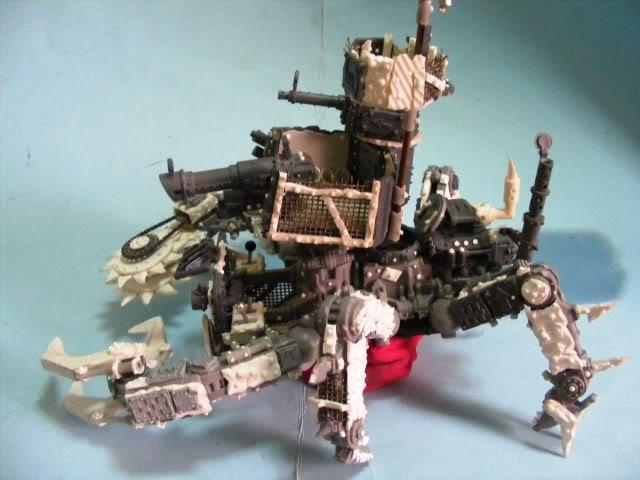 "ork looted vehicle ""il granc"" 2007_07100020"
