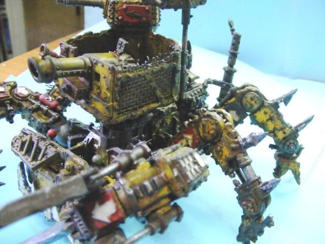 "ork looted vehicle ""il granc"" 2007_07200021"