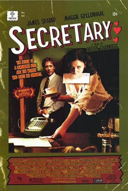 Secretary (2002) Comédie Secretary_2002_DVDRip